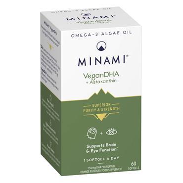 Minami Nutrition MORDHA Vegan DHA 60s