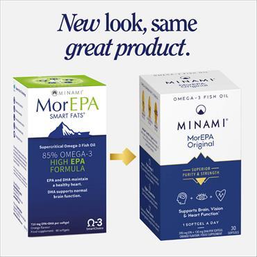 MOREPA EPA SMART FATS 30s
