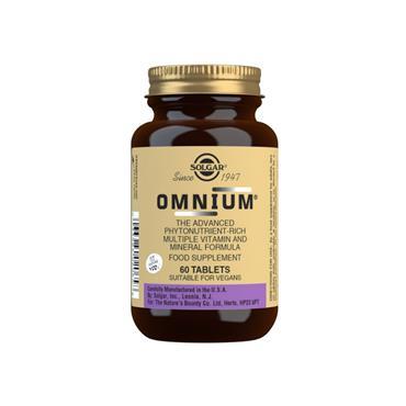 Solgar Omnium Multivitamin & Mineral Formula