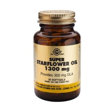 Solgar Super Starflower Oil 1300mg 30 Softgels
