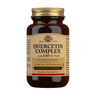Solgar Quercetin Complex Veg Caps 50s