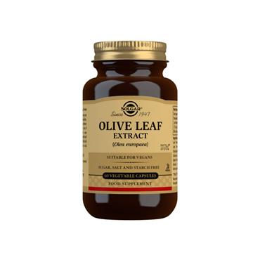 Solgar Olive Leaf Extract SFP 60 Capsules