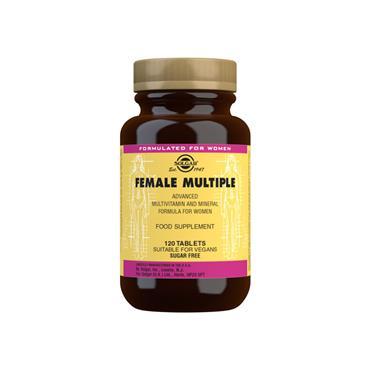 Solgar Female Multiple Tablets 120s
