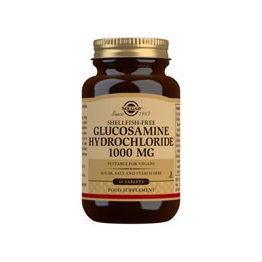 Solgar Glucosamine HCL 1000mg 60 Tablets