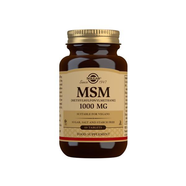 Solgar Msm 1000Mg