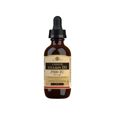 Solgar Liquid Vitamin D3 2500IU 60ml