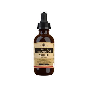 Solgar Liquid Vitamin D3 2500IU 60ml
