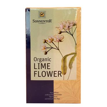 Sonnentor Lime Flower Tea (Tila) 20 Teabags
