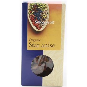 Sonnentor Organic Star Anise 25g