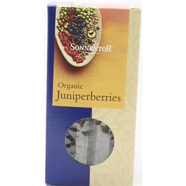 Sonnentor Organic Juniperberries 35g