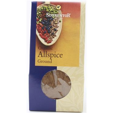 Sonnentor Organic Ground Allspice 35g