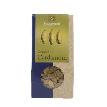 Sonnentor Organic Cardamom Whole