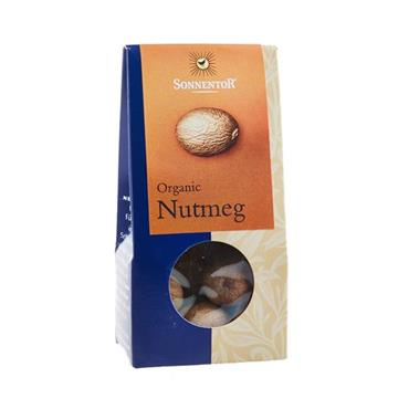 Sonnentor Organic Whole Nutmeg 25g