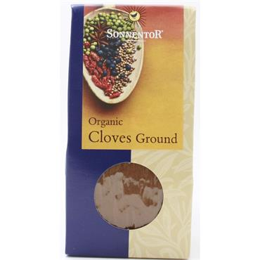 Sonnentor Organic Ground Cloves 35g