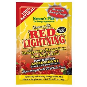 Nature's Plus Red Lightning Sachet 6g