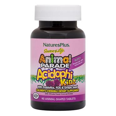 Nature's Plus Animal Parade Acidophikidz 90s
