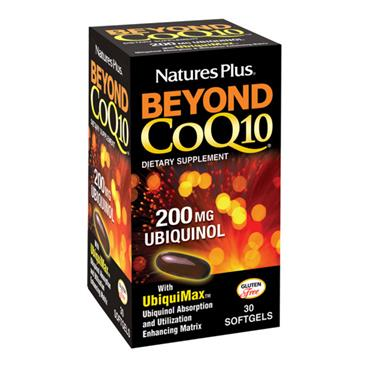 Beyond COQ10 200mg 60s (Ubiquinol)
