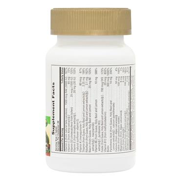 Nature's Plus Source of Life Garden Organic Men's Once Daily Multi 30 Tablets