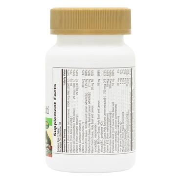 Nature's Plus Source of Life Garden Organic Women's Once Daily Multi  30 Tablets