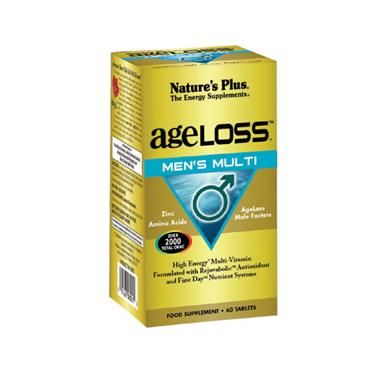 Ageloss Men's Multi Tablets 60