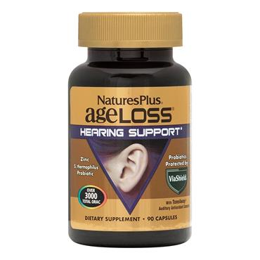 Nature's Plus Ageloss Hearing Support Capsules 90s