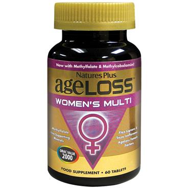 Ageloss Woman's Multi 60's