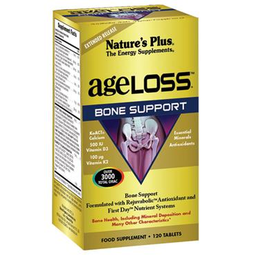 Ageloss Bone Support 120's