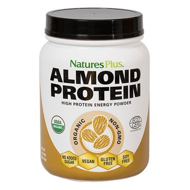 Nature's Plus Organic Almond Protein 675g