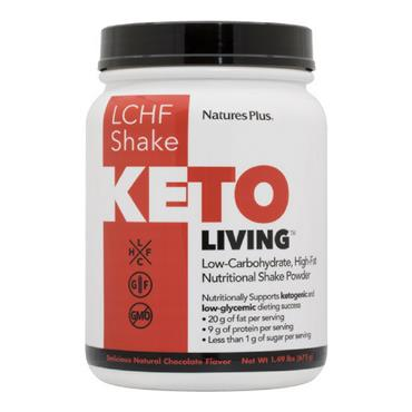 Nature's Plus Ketoliving Chocolate Shake 675g