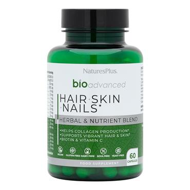 NAT BIOADV Hair, Skin and Nails Support 60s