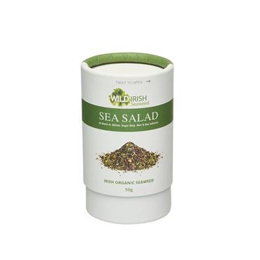 Wild Irish Sea Veg Sea Salad Sprinkle 40g