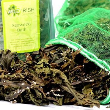 WILD IRISH SEA VEG Seaweed Bath 200g