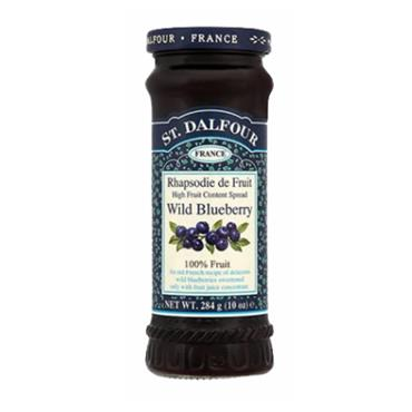 St Dalfour Blueberry Spread 284g