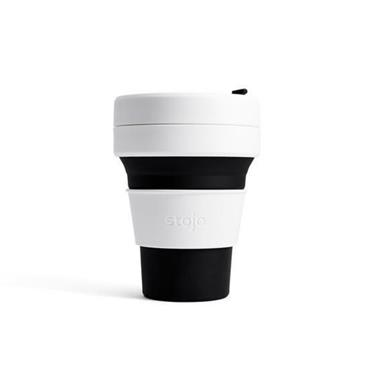 Stojo Pocket Cup Black 340ML