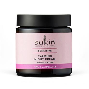 Sukin Sensitive Night Cream 120ml