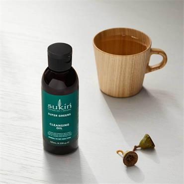 SUKIN Super Green Cleansing Oil 125ml