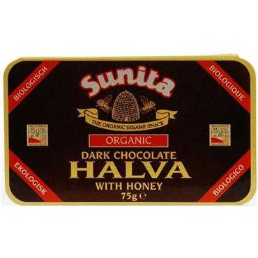 Dark Chocolate Halva 75g