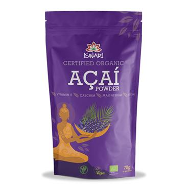 Iswari Organic Acai Powder 70g