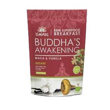 Iswari Buddha Awakening Maca & Vanilla Breakfast Mix 360g