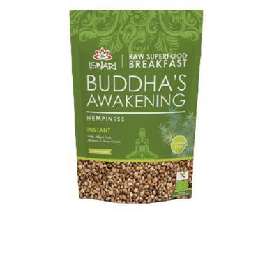 Iswari Organic Buddha's Awakening Hempiness 360g