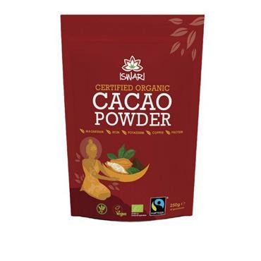 Iswari Organic Cacao Powder 125g