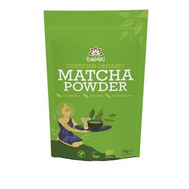 Iswari Matcha Powder 70g