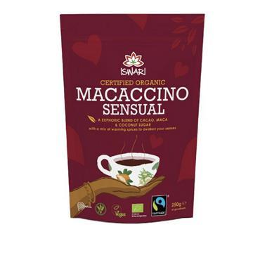 Iswari Organic Sensual Macaccino 250g