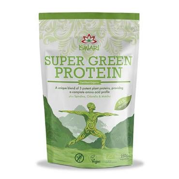 Iswari Organic Super Green Protein 250g