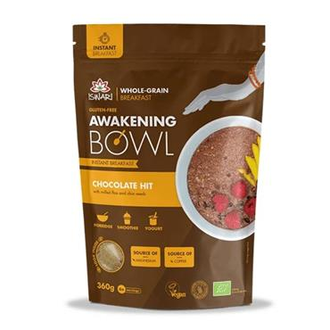 ISWARI AWAKE BOWL 360g CHOC HIT