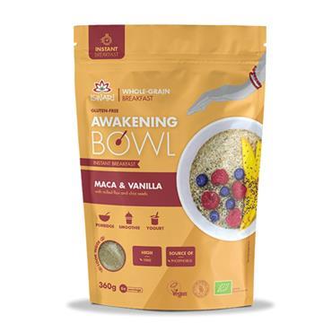 Iswari Awakening Bowl Breakfast Mix Maca & Vanilla 360g