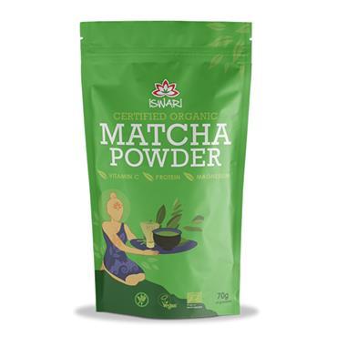 Iswari Matcha Tea 70g