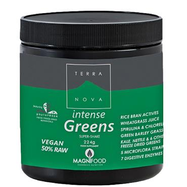 Terra Nova Intense Greens Super Shake 224G