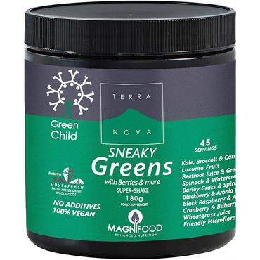 Terra Nova Sneaky Green Super Shake 180G