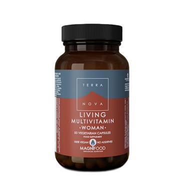 Living Multivitamin Woman 100 Capsule